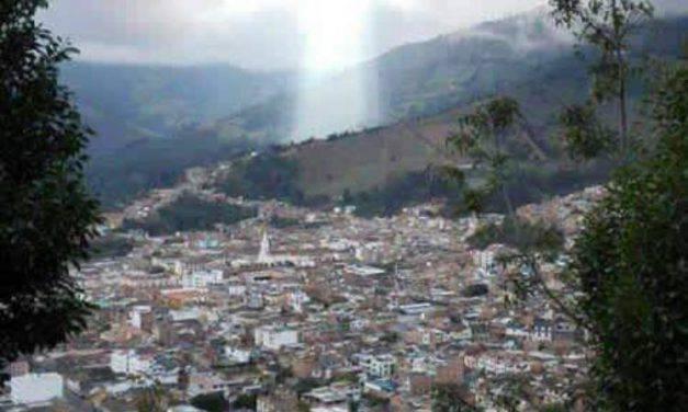 Increíble aparición de Jesús en Colombia. VIDEO