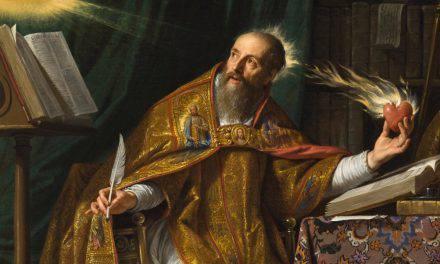 11 frases de San Agustín para buscar a Dios