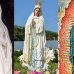 Guadalupe, Fátima, Lourdes,… ¿Por qué hay tantas si la Virgen es sólo una?