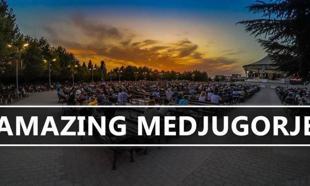 Mira la belleza de Medjugorje. Video