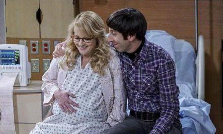 Una actriz de Big Bang Theory anuncia su embarazo con una reflexión provida de un aborto que sufrió