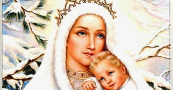 Oración a la Virgen de las Nieves para urgentes necesidades