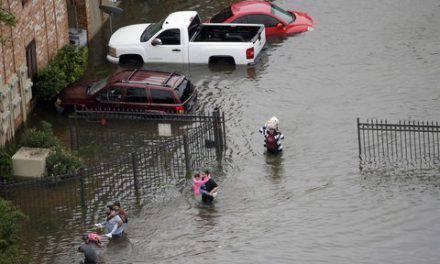 Oración para los afectados por el huracán Harvey