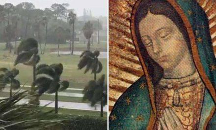 Ante llegada de huracán Irma, Arquidiócesis de Miami pide rezar a la Virgen de Guadalupe