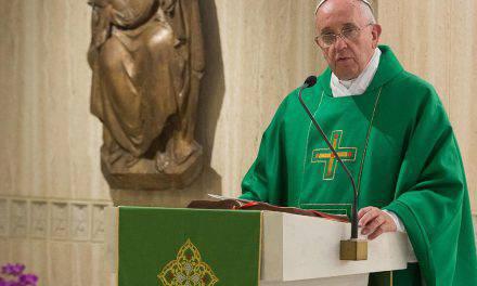 Papa Francisco: Hay que acercarse al que sufre, para devolverle su dignidad
