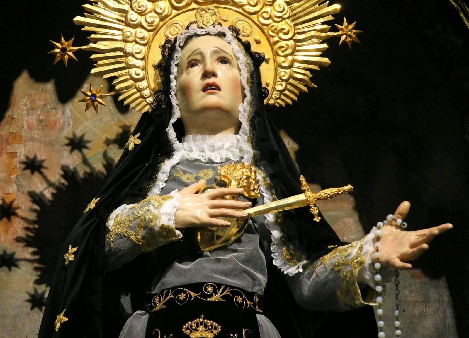 Novena a Nuestra Señora de los Dolores