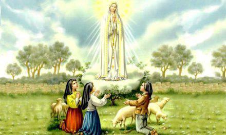 Aparición de la Virgen de Fátima del 13 de septiembre de 1917