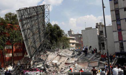 México vuelve a temblar tras fuerte sismo que dejó más de un centenar de víctimas