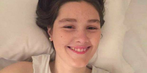 """""""Kate"""", la joven con cáncer que tocó el corazón de los cerveceros uruguayos"""