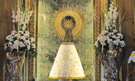 Quinto Día de la Novena a la Virgen Del Pilar