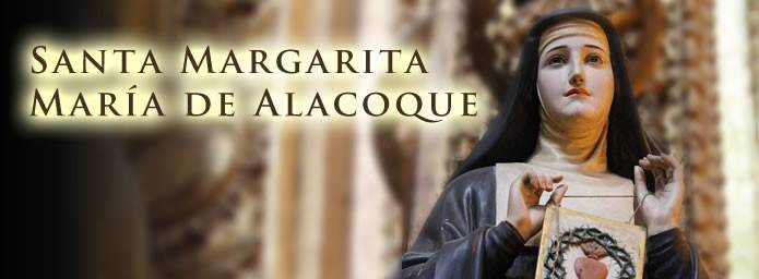 Oración a Santa Margarita de Alacoque