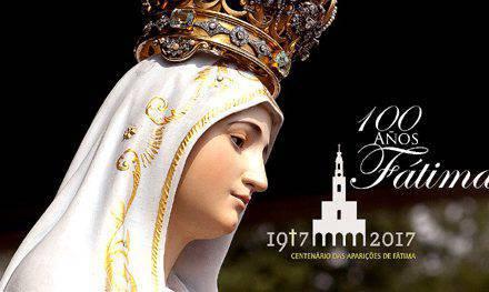 Primer Día de la Novena a la Virgen de Fátima