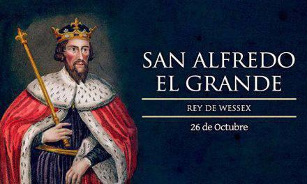 Oración a San Alfredo el Grande