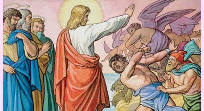 Evangelio según San Lucas 11,15-26.