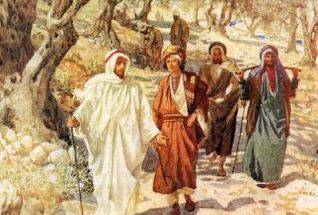 Evangelio según San Lucas 9,51-56.