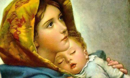 No podía quedar embarazada… pero gracias a la Virgen María algo increíble ha ocurrido