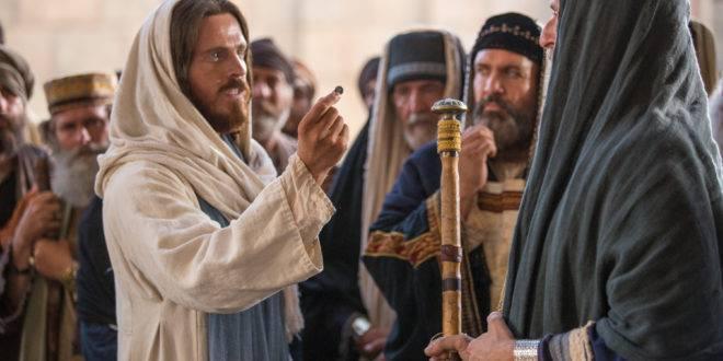 Evangelio según San Mateo 22,15-21.