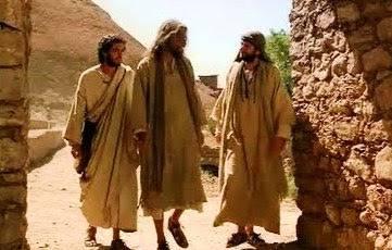 Evangelio según San Lucas 9,57-62.