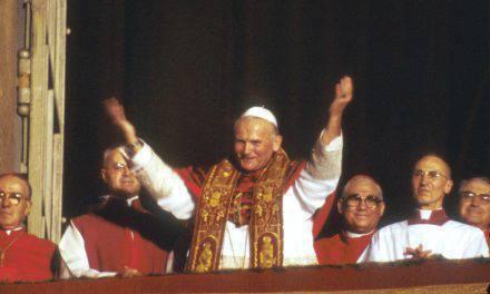 Un día como hoy San Juan Pablo II fue elegido Papa. VIDEO