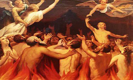 Primer Día de la Novena por las Almas del Purgatorio