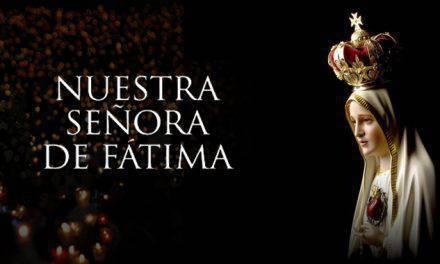 Segundo Día de la Novena a la Virgen de Fátima