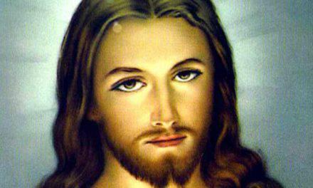 Oración al divino rostro de Cristo