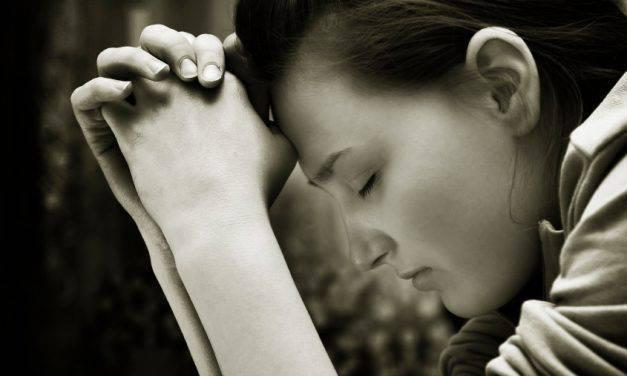 Oración para aprender a perdonarte a ti mismo