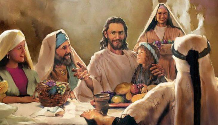 Evangelio según San Lucas 11,37-41.