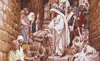 El Señor escucha a sus pobres.