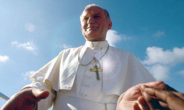 Quinto Día de laNovena a San Juan Pablo II