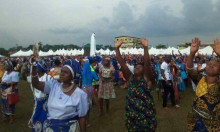 Extraordinario: el milagro del sol se repite en Nigeria en el centenario de Fátima. ¡VIDEO!