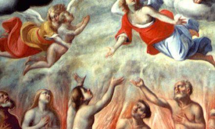 Quinto Día de la Novena por las Almas Del Purgatorio