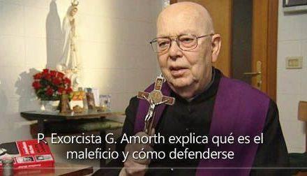 Gabriele Amorth explica qué es el maleficio y cómo defenderse