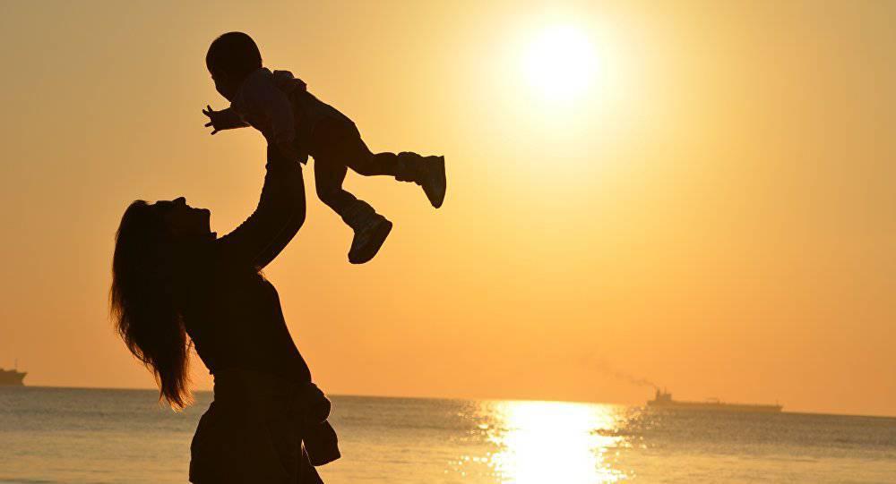 oración de una madre por sus hijos