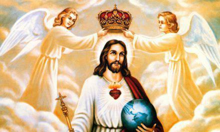 Oración a Cristo Rey