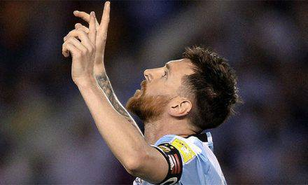 La promesa de Messi a la Virgen si Argentina gana el Mundial