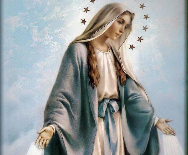 Virgen de la Medalla Milagro