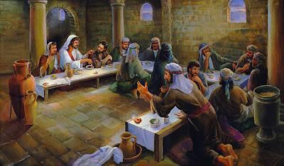 Evangelio según San Lucas 14,12-14.