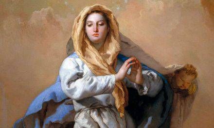 Segundo Día de la Novena a la Inmaculada Concepción