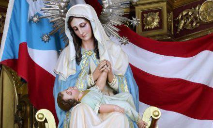 Oración a Nuestra Señora de la Divina Providencia