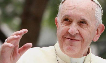 ¿Conseguir novio? Divertida historia del Papa sobre san Antonio. Video