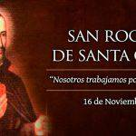 Oración a San Roque González de Santa Cruz. VIDEO