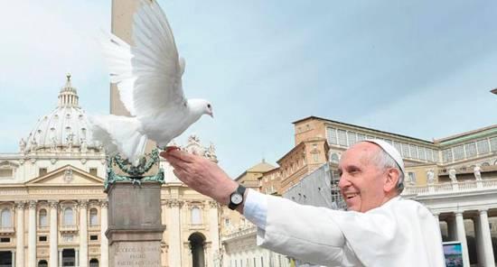Mensaje del Papa Francisco para la Jornada Mundial de la Paz 2018. ¡Texto Completo!
