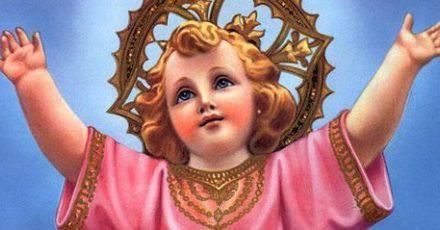 Oración al Niño Jesús ante la adversidad