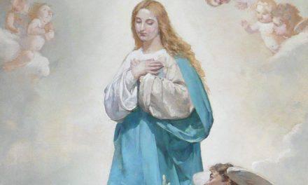 Noveno Dia de la Novena a la Inmaculada Concepción