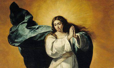 Cuarto Día de la Novena a la Inmaculada Concepción
