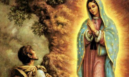 Tercer Día de la Novena a la Virgen de Guadalupe