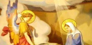 Evangelio según San Lucas 1,26-38. Anunciación