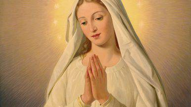 Oración mariana