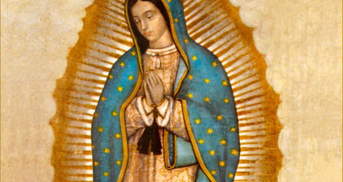 Cuarto Día de la Novena a la Virgen de Guadalupe